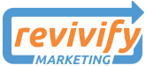 Revivify Marketing & Design Logo